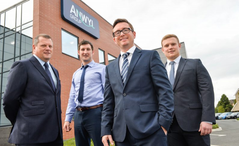 Deeside builder gears up for growth with new appointments