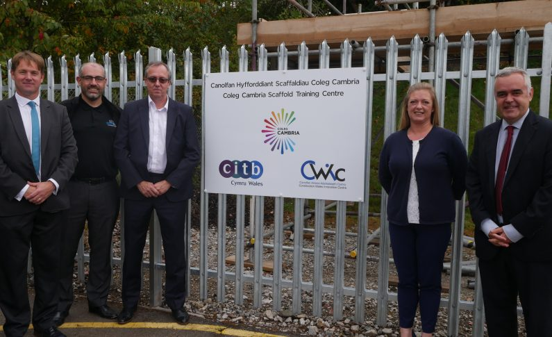 Coleg Cambria Named Latest CISRS Regional Centre in Wrexham