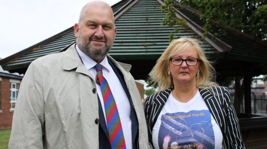 Deeside politicians welcome parliamentary debate on the use of mesh