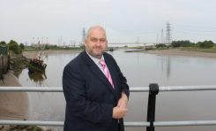 Deeside AM welcomes positive steps taken by police to tackle local drugs issue