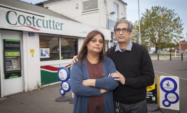 Hate-filled racial abuse has become so bad for Queensferry store owner he's thinking of selling up