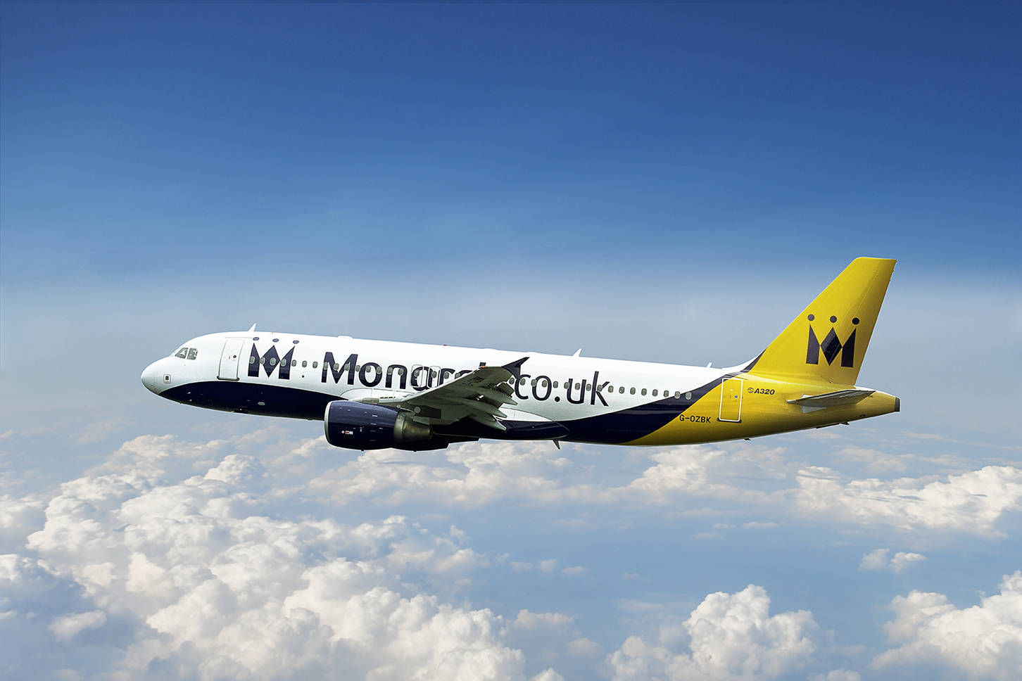 Biggest ever peacetime repatriation launched as Monarch Airlines goes into administration