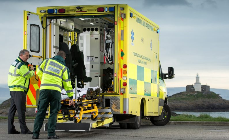 Welsh Government set to spend £8.2m in 90 new ambulances