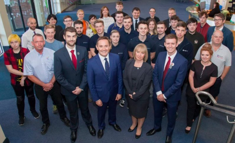Coleg Cambria Students selected to represent 'Team Wales' in UK WorldSkills Finals