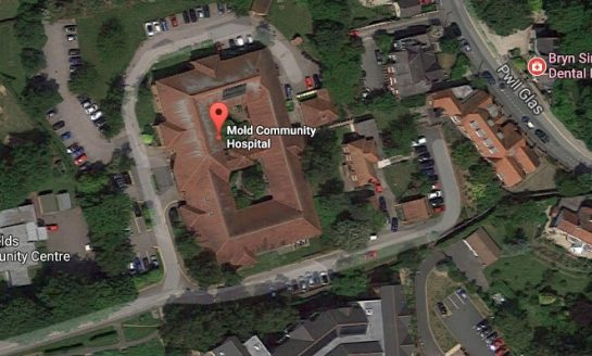 Ward upgrade work to begin at Mold Community Hospital this month