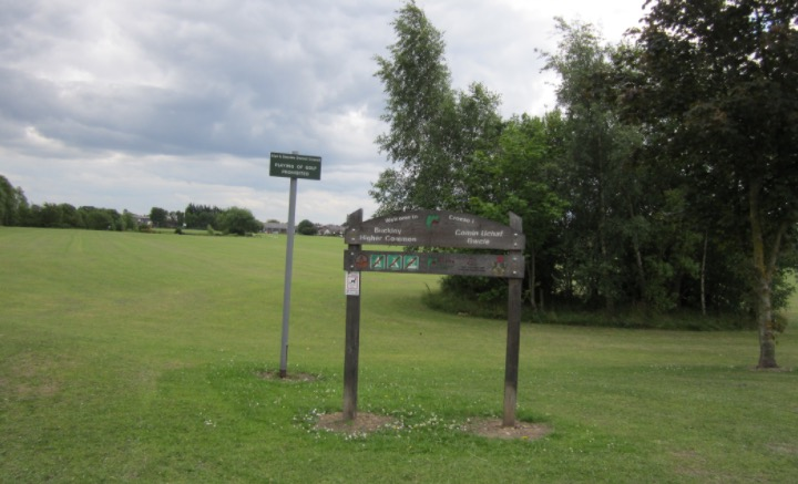 Police: Buckley Common 'incident' no risk to the public
