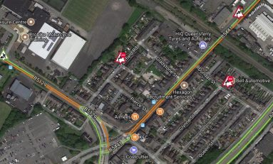Queensferry road closures as Welsh Water continue upgrade work
