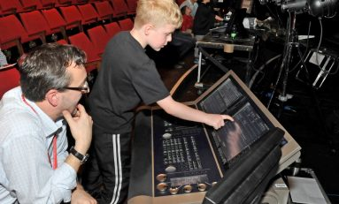 Go Behind The Scenes At Theatr Clwyd's Open Day This Sunday