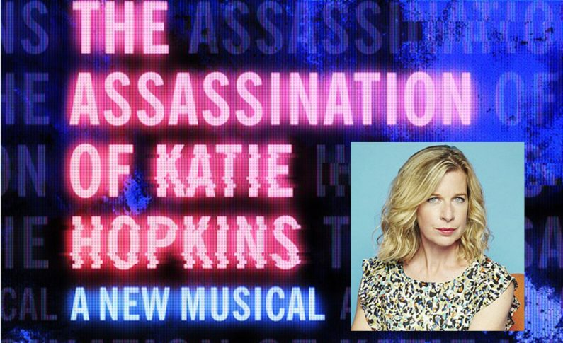 Theatr Clwyd to stage musical based on the fictional assassination of Katie Hopkins