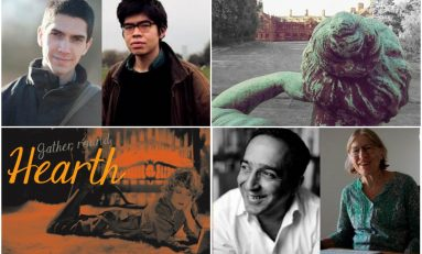 Gather round the hearth and join these four writers at Gladstone's autumn literary festival