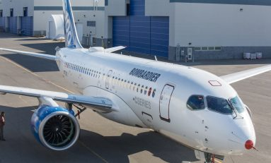 Airbus to take majority stake in Bombardier's C-Series passenger jet business