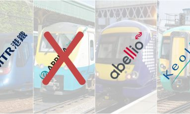 Arriva withdraws bid to operate Wales and Borders franchise