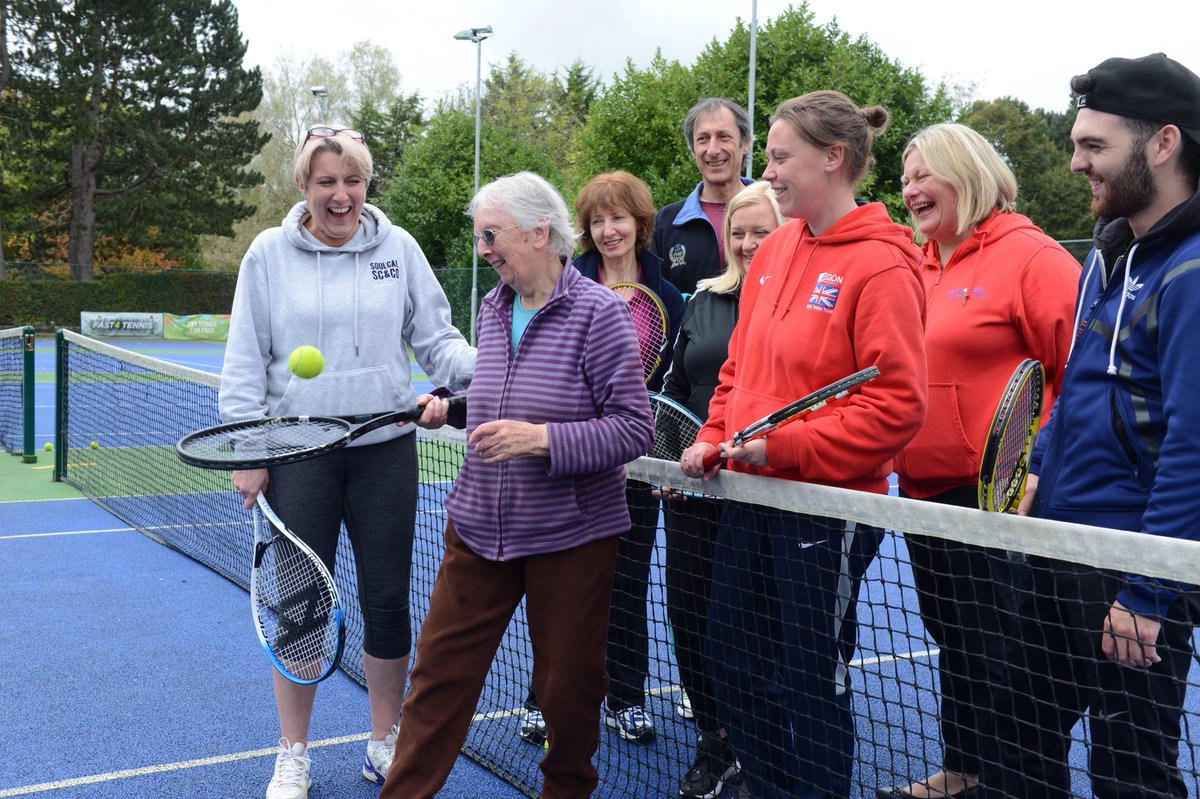 Tennis gave my son and i a new lease of life says Hawarden mum