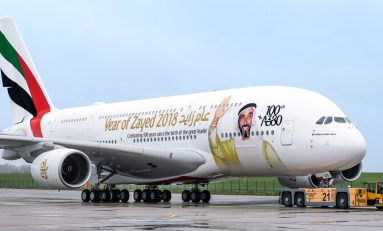 Reports Airbus on verge of signing £11 billion deal sell over 30 A380's to Emirates