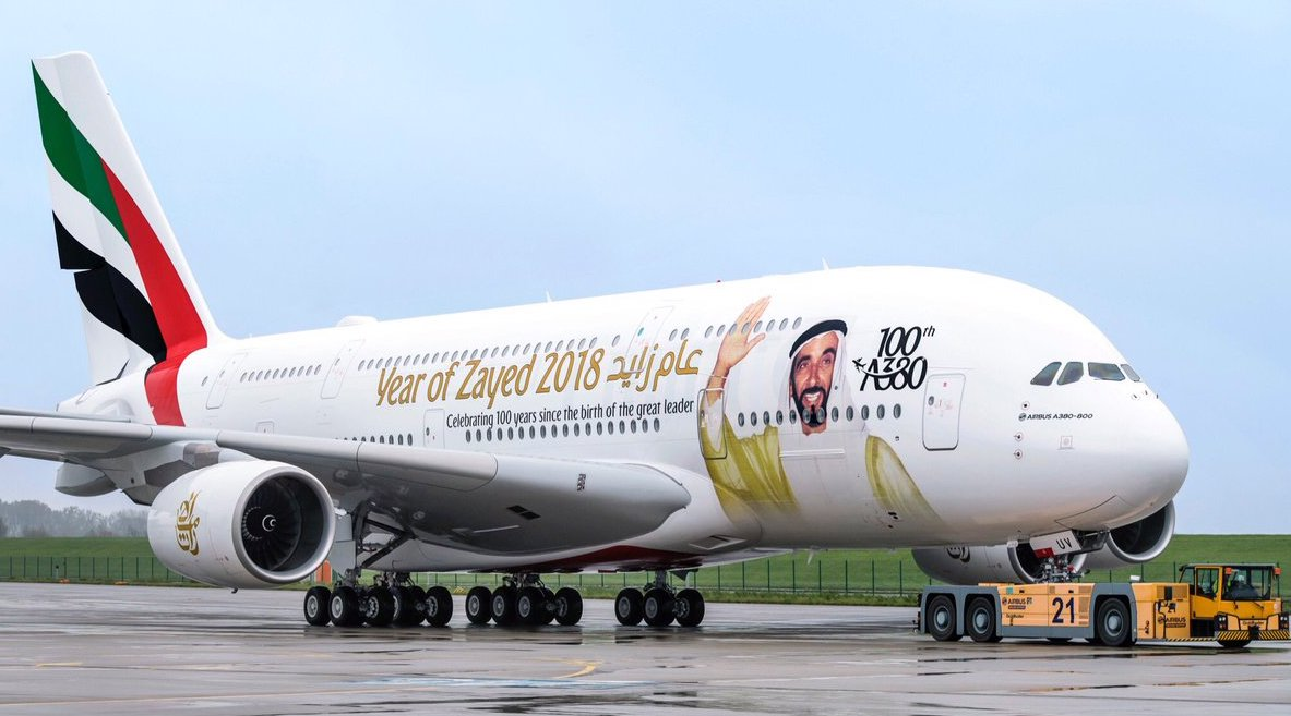 Reports Airbus on verge of signing £11 billion deal sell over 30 A380's to Emirates Production set to continue middle of the next decade