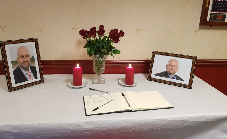 Funeral of Carl Sargeant to take place on December 1st