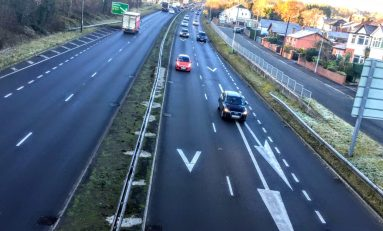 Ten 'quick wins' transport chiefs hope will improve travel on the A55 / A494.