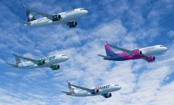 Airbus announce biggest commercial-plane deal in its history
