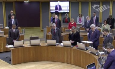 """Assembly members pay tribute to Carl Sargeant """"a genuine man of the people"""""""