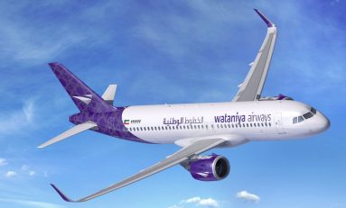 Kuwait based airline agrees deal for 25 Airbus A320neo jets