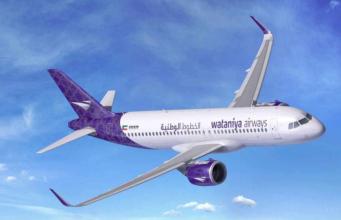 Kuwait airline in draft deal for 25 Airbus A320neo jets