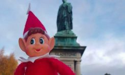 Hawarden's first ever Christmas Market and Santa Dash will take place this Saturday