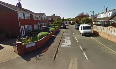 Police appeal for information after a woman in Broughton was bitten by a 'small brown dog'