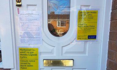 Police take 'zero tolerance approach to antisocial behaviour' in  Penyffordd