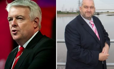 Wales First Minister Carwyn Jones statement on the death of Deeside AM Carl Sargeant