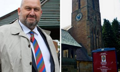 Road closures in place from 11am on Friday for Carl Sargeant's Funeral