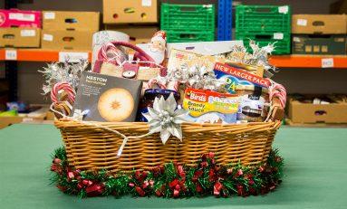 Foodbanks expect busiest Christmas ever
