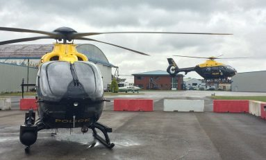 Watchdog finds 40% of incidents where a police helicopter has been called are over before it arrives