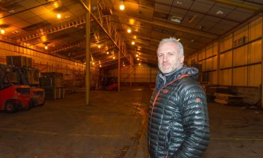 New nine acre site purchase for Flintshire firm creates over 20 new jobs in Saltney