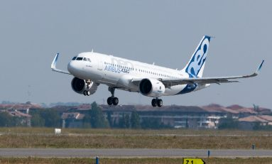 Leasing firms buy 100 A320neo aircraft in separate deals worth over £8 billion