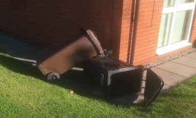 Some bins remain unemptied in Flintshire today due icy conditions - council update on when waste will be collected