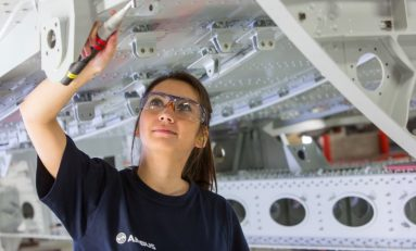 Airbus apprenticeship information event being held at Broughton this Saturday