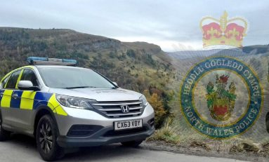 """""""Harrowing day"""" for Police Rural Crime Team as they execute warrant in Flintshire"""