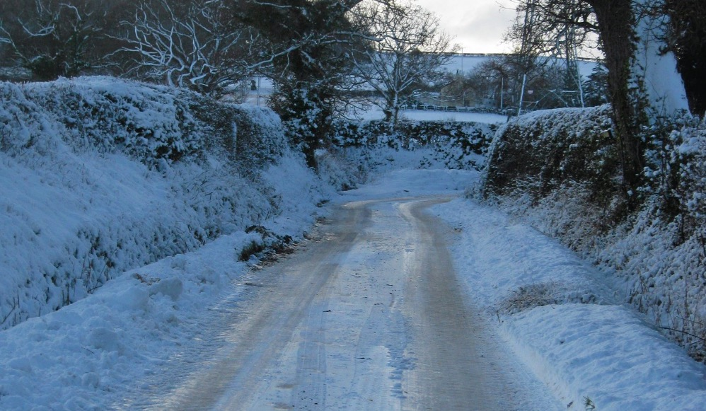 Met Office Issues Ice Warning For Isle Of Wight