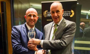 Head of Airbus Broughton named Leader of the Year at prestigious awards