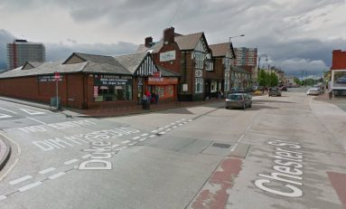 Police launch appeal after elderly woman left with 'life threatening' injuries following collision in Flint