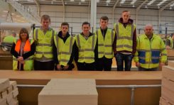 Westbridge Furniture appoints 5 new apprentices from Coleg Cambria Traineeship programme
