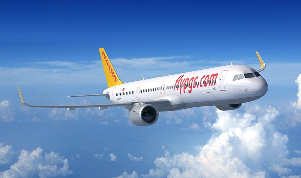 Turkish Airline Pegasus adds 25 more Airbus A320 jets to existing order