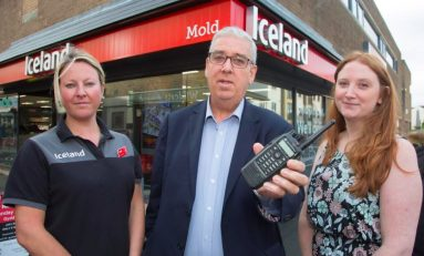 Pioneering crime-fighting radio network funded by cash seized from criminals is extending to Deeside