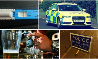 Police have made over 90 arrests so far during this year's Christmas Anti Drink and Drug Drive campaign.