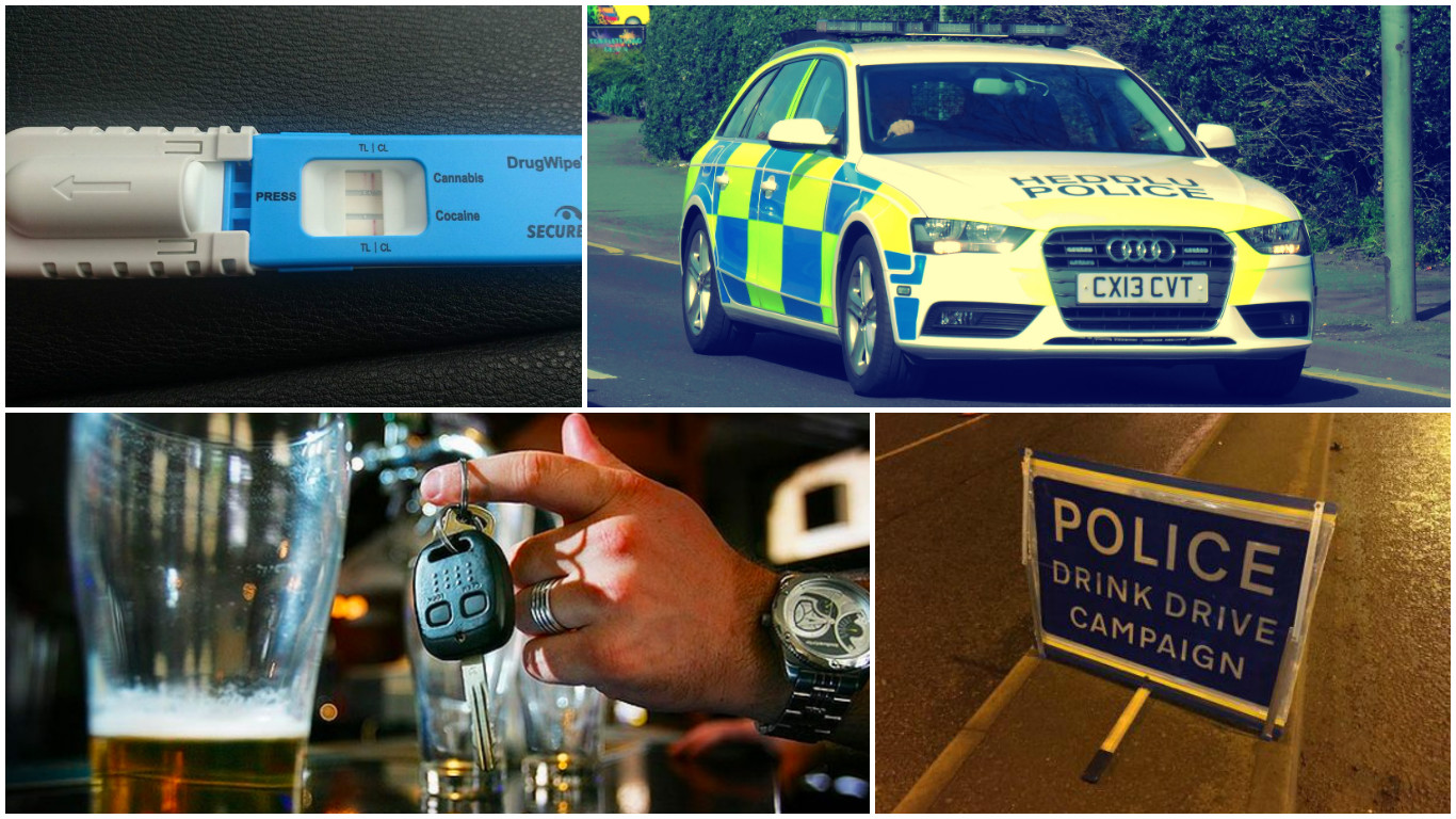 Police Christmas campaign against drink and drug driving begins today