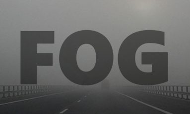 Fog warning for Flintshire - Thursday evening through to Friday