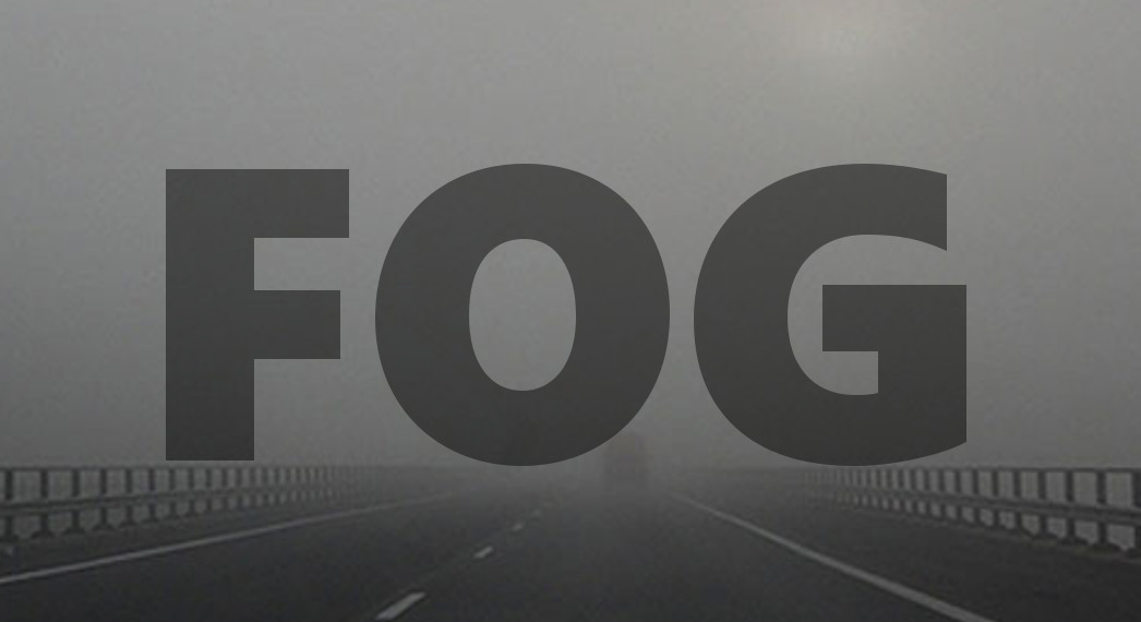Fog warning for Flintshire – Thursday evening through to Friday