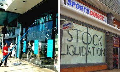 Two major retailers with stores in Deeside named and shamed for underpaying minimum wage rates