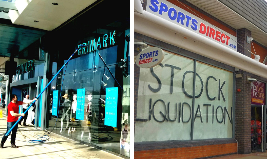 Primark and Sports Direct named and shamed for paying below minimum wage