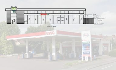 Redeveloped Connah's Quay petrol station and new 'drive - thru' bakery could create up to 25 jobs